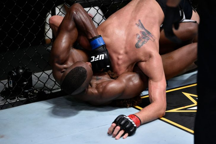 UFCファイトナイト・ラスベガス 4:ルイス・ペーニャ vs. カーマ・ワーシー【アメリカ・ネバダ州ラスベガス/2020年6月27日(Photo by Chris Unger/Zuffa LLC)】