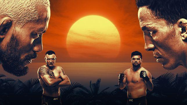 UFCファイトナイト・ファイトアイランド2:フィゲイレード vs. ベナビデス