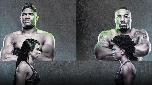 UFCファイトナイト・フロリダ:オーフレイム vs. ハリス