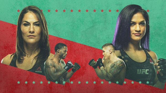 UFCファイトナイト:アイ vs. カルビーヨ