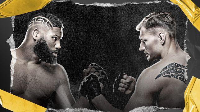 UFCファイトナイト・ラスベガス3:ブレイズ vs. ボルコフ