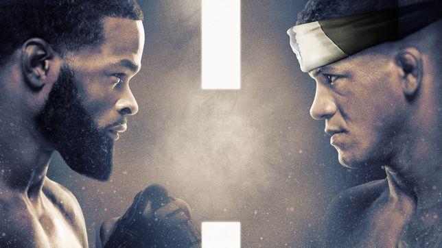 UFCファイトナイト・ラスベガス:ウッドリー vs. バーンズ