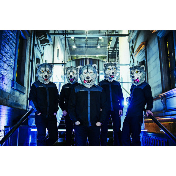 "【招待】SOUND & VISION X Presents MAN WITH A MISSION ""Chasing the Horizon"" Special Live LIVE VIEWING"