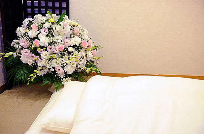 安置場所とは?~葬儀の日まで故人が休む場所 | エンディング・データ ...