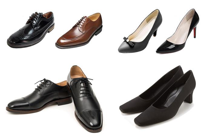 葬儀で履いていい靴、ダメな靴。喪服に合うのは?