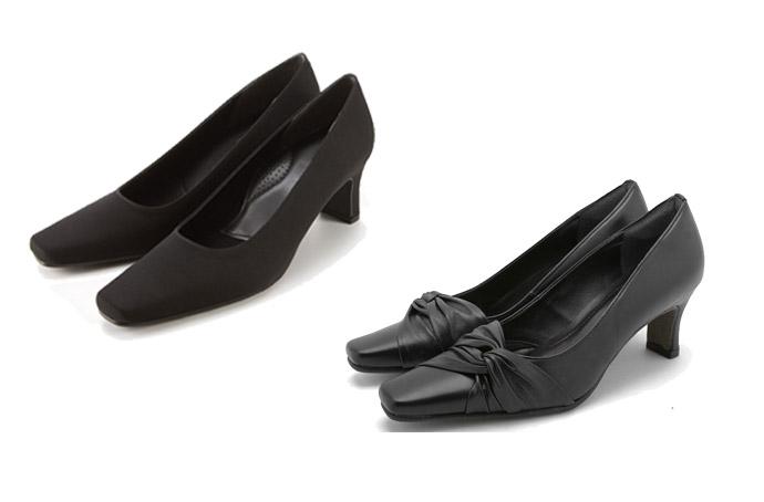 ご葬儀で履いていい靴、ダメな靴。喪服に合うの