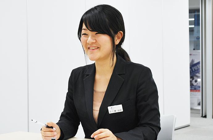 五十嵐さんインタビュー