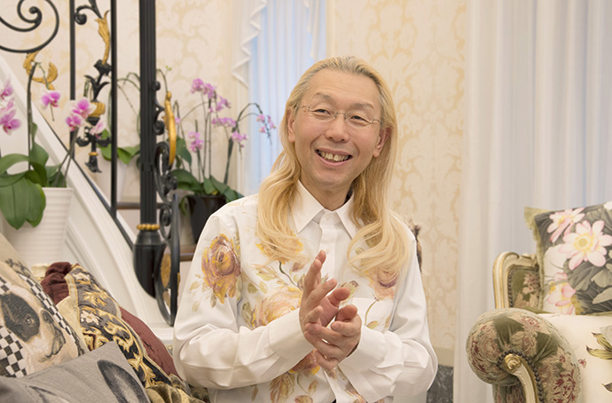 假屋崎省吾インタビュー3