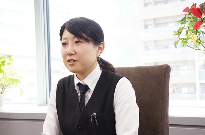 インタビュー赤石澤さん2