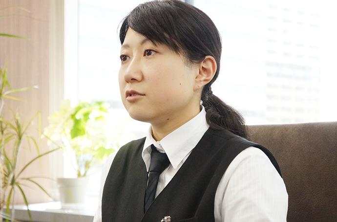 赤石澤さんインタビュー