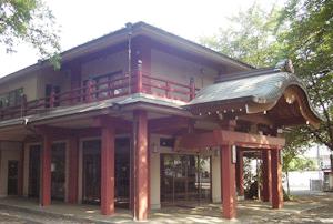 蓮華寺会館 摩尼殿