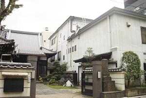 経王寺 三光堂