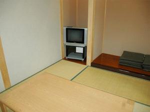 千葉市斎場 親族控室