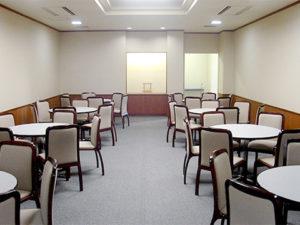 代々幡斎場休憩室