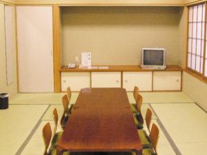 臨海斎場親族控室