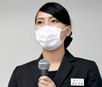 葬儀スタッフは原則としてマスクを着用