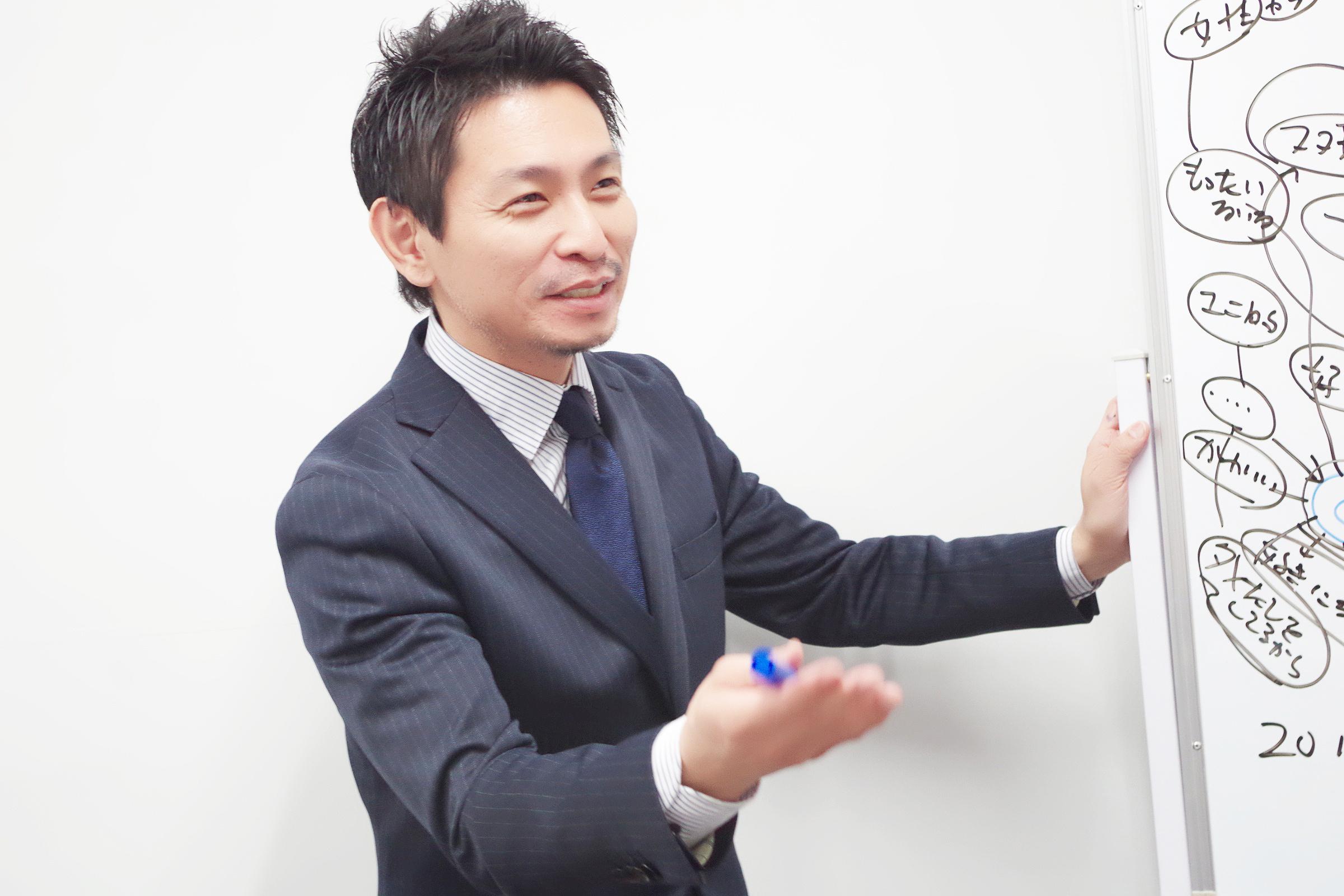 カウンセラー・おのころ心平先生インタビュー全3回 Vol.2~「ibマッピング」でダメ恋愛にピリオドを!