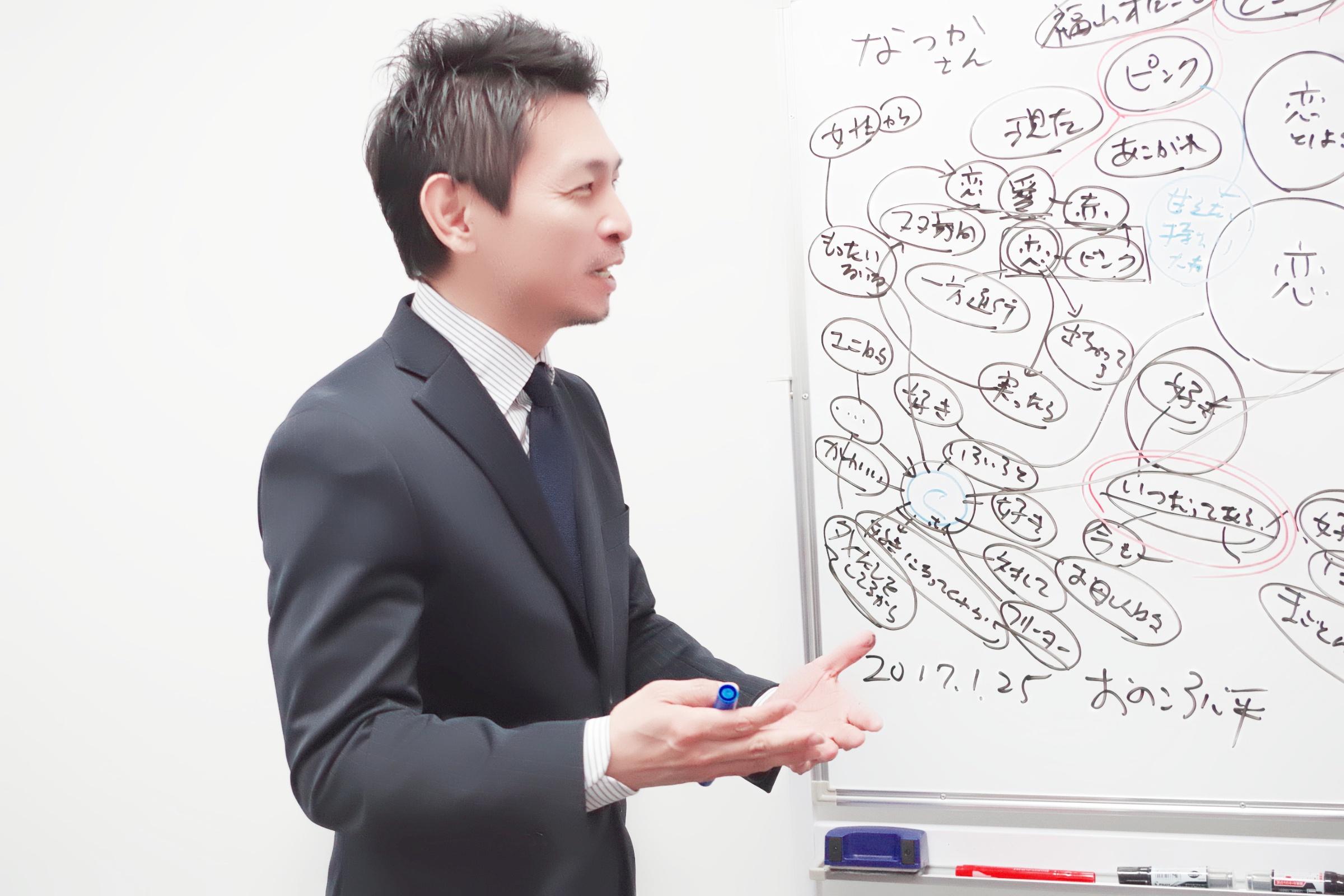 カウンセラー・おのころ心平先生インタビュー全3回 Vol.3~「月よみ」で恋のツキを呼び込むとっておきの方法とは?