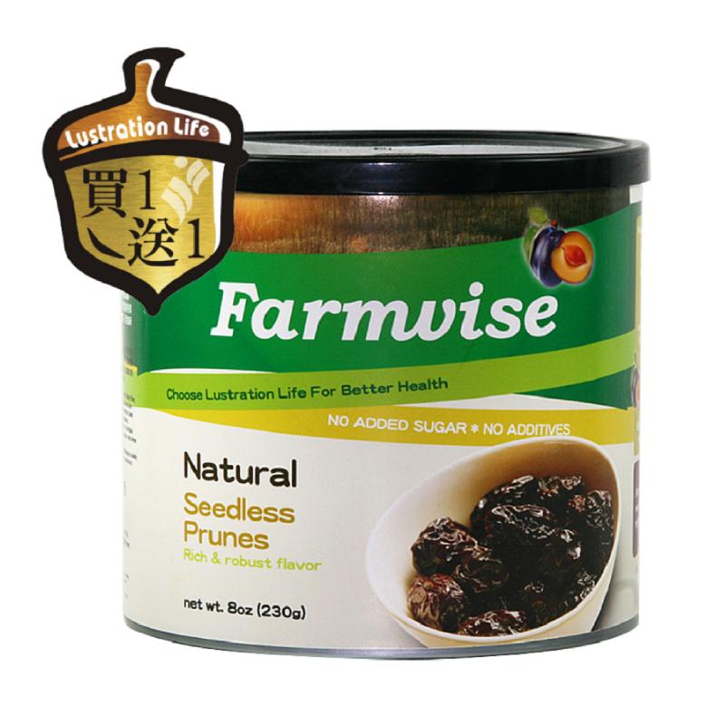 *買一送一* [清淨生活] 好大顆好飽滿~天然去籽蜜棗乾 (230g/罐)(全素)