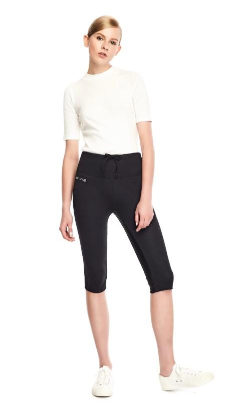 [Soft Snug] 透氣經典爆汗七分褲