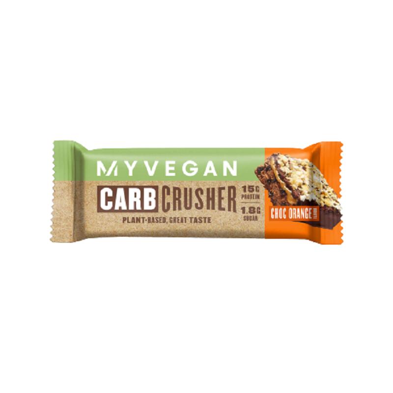 [英國 Myprotein] 純素低碳水蛋白脆米棒 海鹽巧克力 (75g/條)
