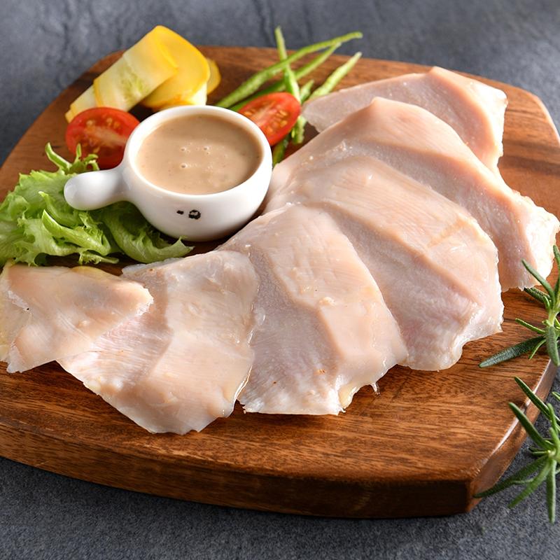 [元初豆坊] 優質蛋白質經典組合 (無糖) 無糖豆漿 (960ml/瓶*2) + 原味雞胸*4片 (150g/片)