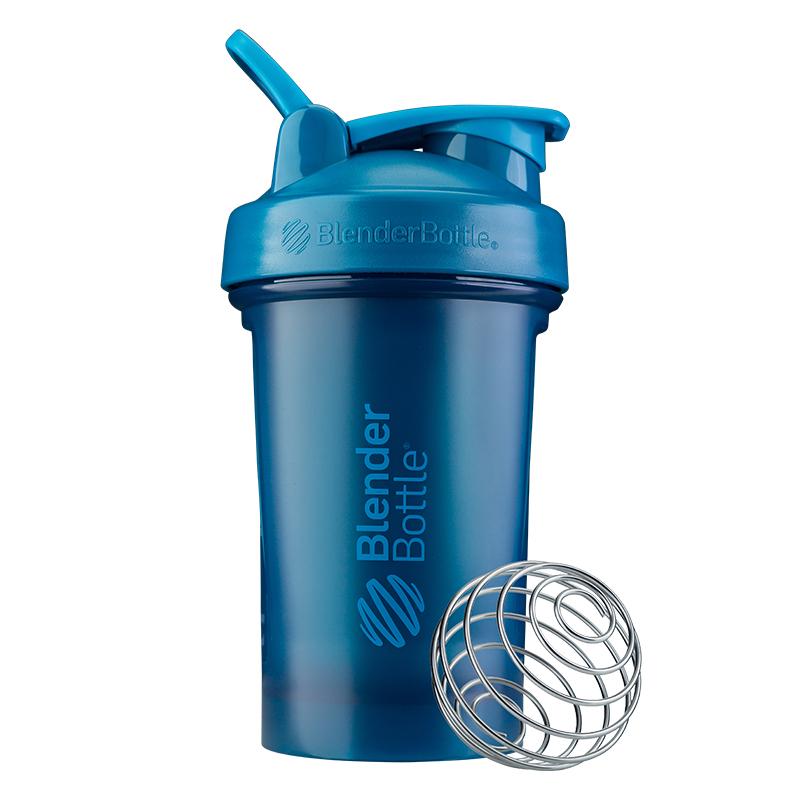 [Blender Bottle] 第二代Classic搖搖杯(592ml/20oz)-海洋藍
