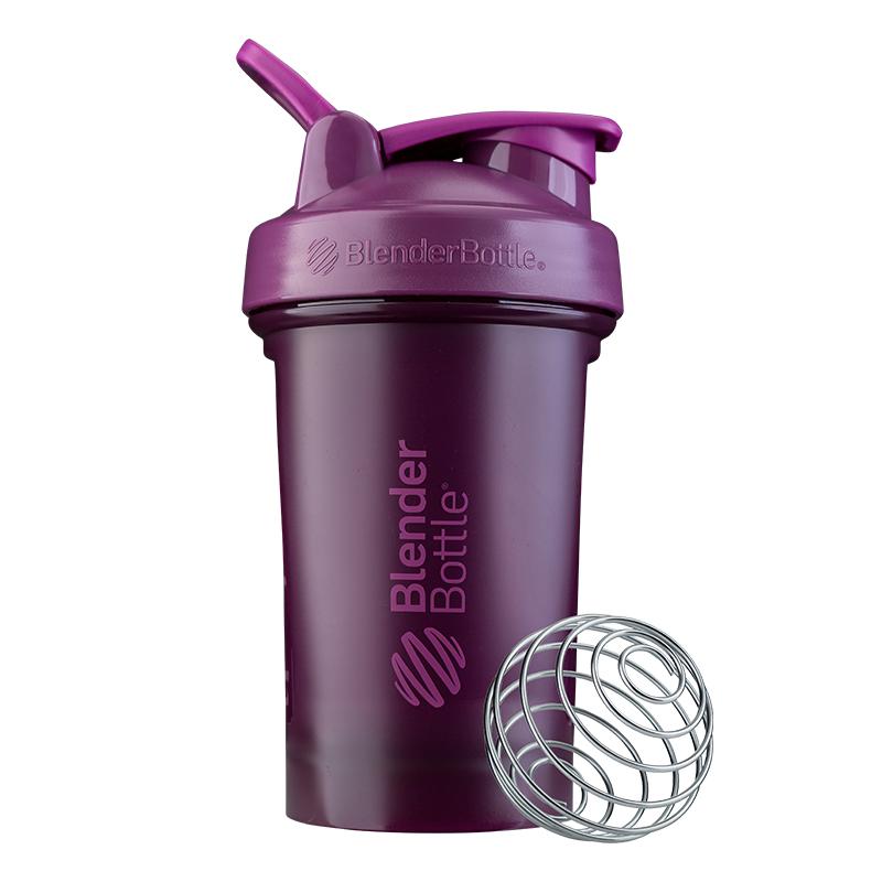 [Blender Bottle] 第二代Classic搖搖杯(592ml/20oz)-珊瑚紫