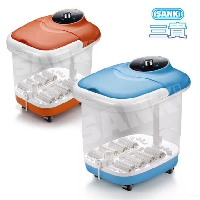 [SANKI 三貴] 好福氣PLUS衝浪式SPA足浴機