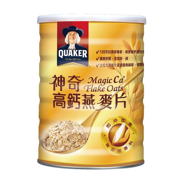 [桂格] 神奇高鈣燕麥片 (700g/罐)