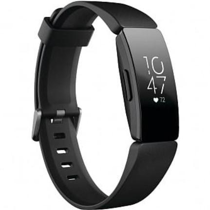 [Fitbit] Inspire HR 智慧運動手環(黑色)