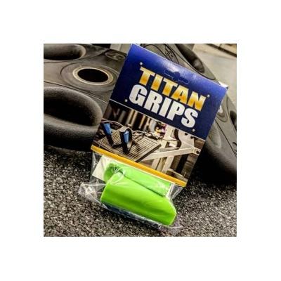 [Titan Grips]  護腕發力握套-綠色