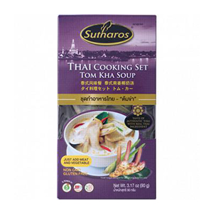 [Sutharos泰好吃] 泰式南薑椰奶湯 (90g/盒)