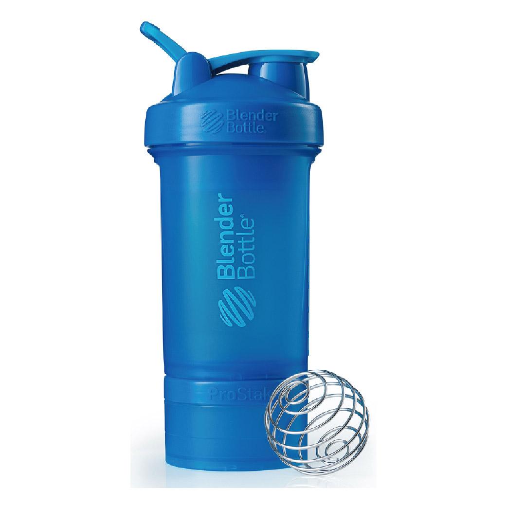 [Blender Bottle] Prostak多功能搖搖杯(650ml/22oz)-晴藍