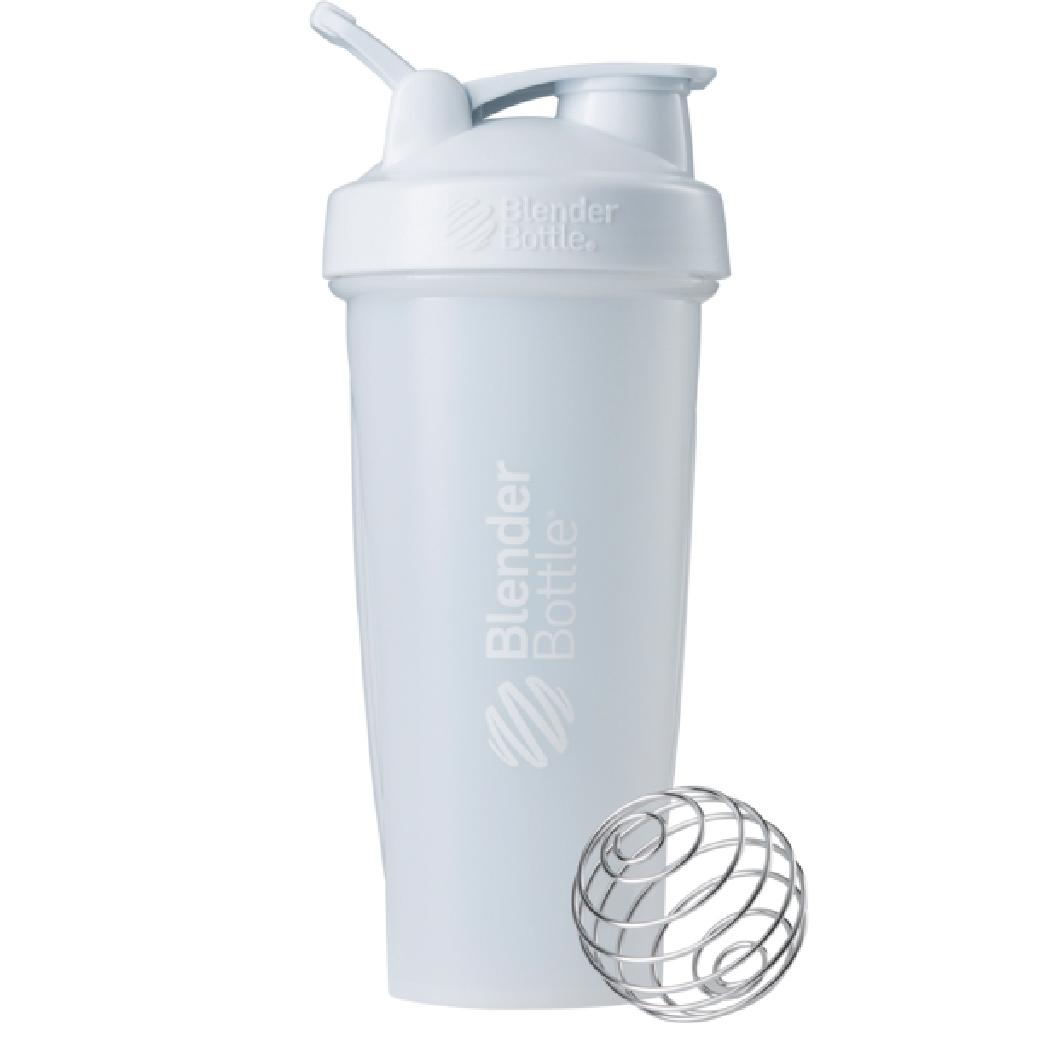 [Blender Bottle] Classic搖搖杯(840ml/28oz)-白色
