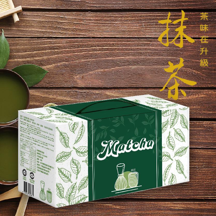 [果果堅果] 乳清蛋白飲 (30包/盒) 日式抹茶