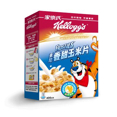 [家樂氏] 東尼香甜玉米片 (400g/盒)