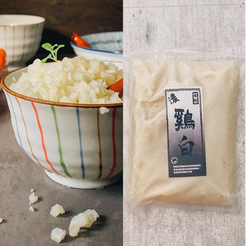 [鮮鱻本舖] 生酮可食全餐 極鮮濃郁雞白湯 (500g/包) 3入+低醣低卡花椰菜米 (2kg/包)