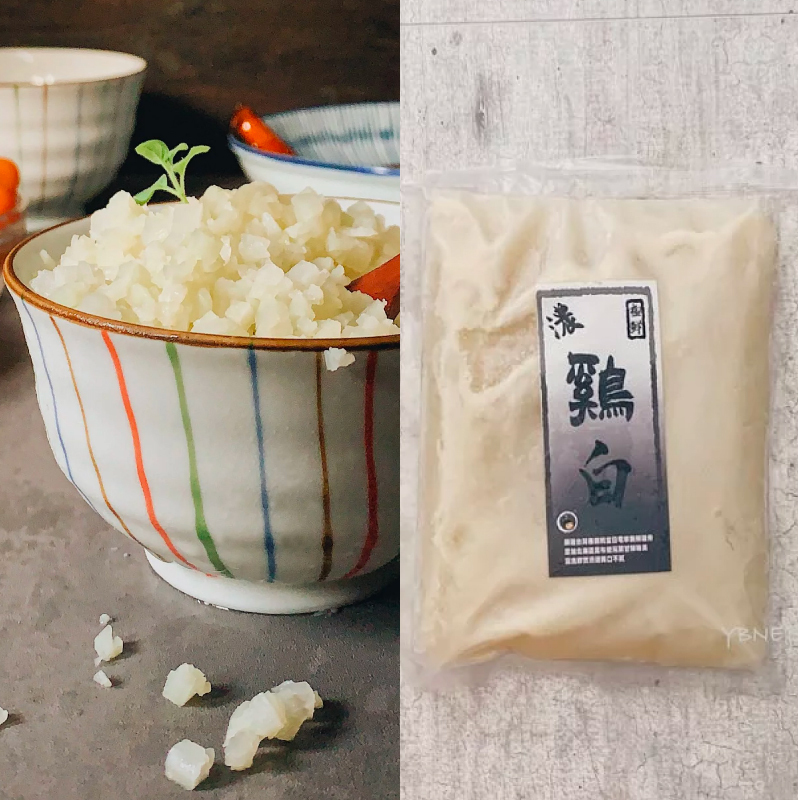[鮮鱻本舖] 生酮可食全餐 極鮮濃郁雞白湯 (500g/包) 5入+低醣低卡花椰菜米 (2kg/包)