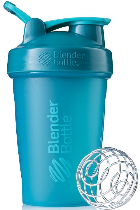 [Blender Bottle] Classic搖搖杯(592ml)-G.湖水綠