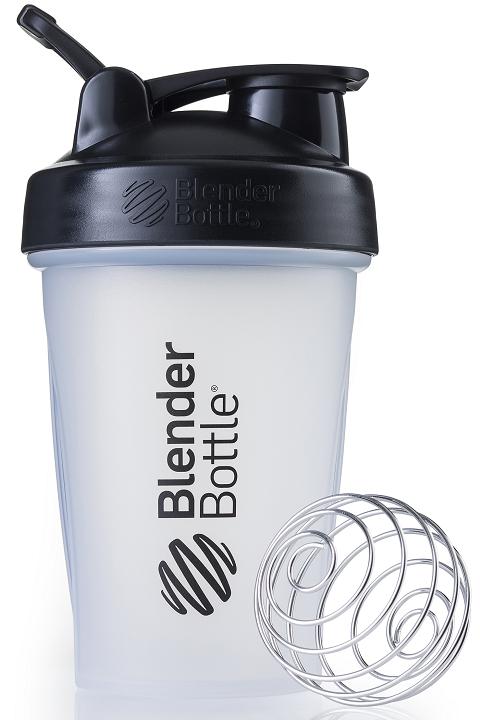 [Blender Bottle] Classic搖搖杯(592ml)-L.透明黑
