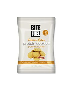 [美國 BITE FUEL] 花生蛋白軟餅乾(85g)