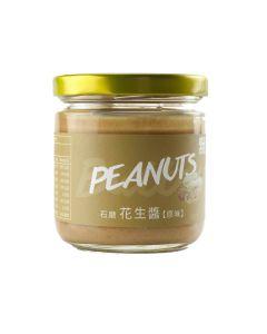 [東和製油] 無加糖原味花生醬 (180g/罐)