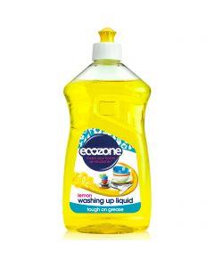 [愛潔森] 植物活性洗碗精-檸檬風味(500ml)