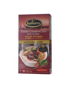 [Sutharos泰好吃] 泰式紅咖哩 (85g/盒)