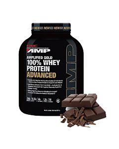 [GNC] AMP極速飲品 -巧克力(5磅/罐)