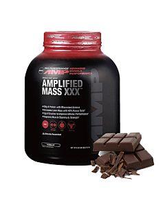 [GNC] AMP麥斯飲品(增重乳清) -巧克力(6磅/罐)