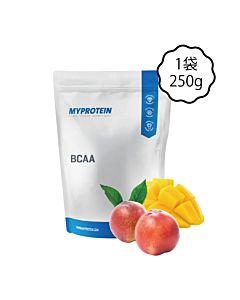 [英國 Myprotein] BCAA支鏈胺基酸2:1:1-水蜜桃芒果(250g)