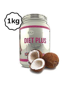 [英國 Myo-Band] Diet Plus 蛋白粉-椰子(1kg/罐)