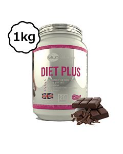 [英國 Myo-Band] Diet Plus 蛋白粉-巧克力(1kg/罐)
